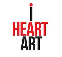 I HEART ART II by ak4e
