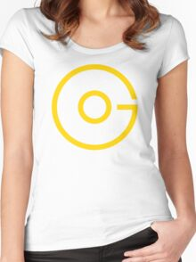 Go.Instinct Women's Fitted Scoop T-Shirt