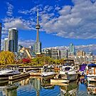 On The Toronto Waterfront by Solomon Walker