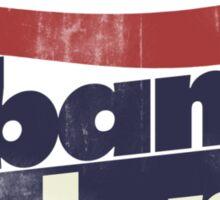 Obama Biden 2012 Sticker