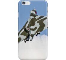 Avro Vulcan XH558 iPhone Case/Skin