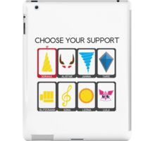 Choose your Support iPad Case/Skin
