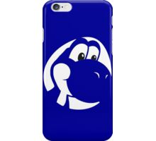 My Friend Yoshi - Blue iPhone Case/Skin