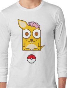 Zombimon Long Sleeve T-Shirt