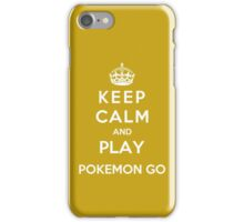 pokego2 iPhone Case/Skin
