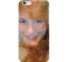 Selfie Underwater Goddess KRING iPhone Case/Skin