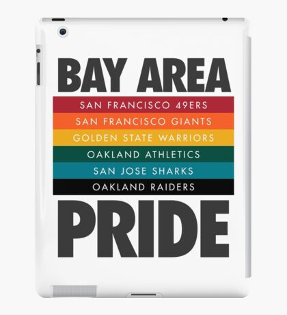 Bay Area Pride iPad Case/Skin