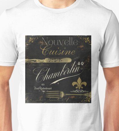 La Cuisine IV Unisex T-Shirt