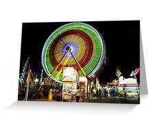 Florida State Fair  Greeting Card