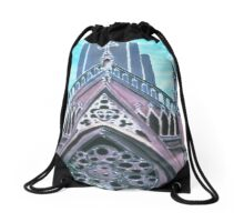 Cathedral Drawstring Bag