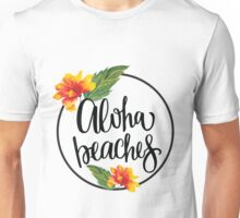 Aloha Beaches Unisex T-Shirt