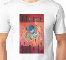 Pulpo by Diego Manuel Unisex T-Shirt