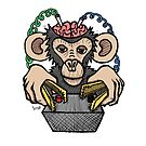 Monkey Shocker by Brett Gilbert