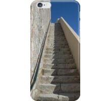 Stone Stairs to Sky iPhone Case/Skin