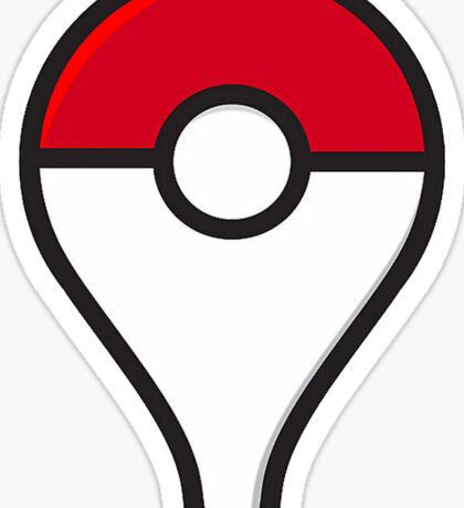 Pokemon go plus sticker Sticker