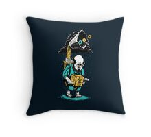 Song of Storms  Throw Pillow