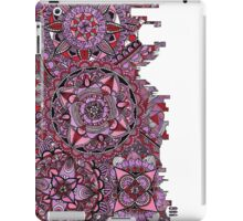 Zentangle City Milan iPad Case/Skin