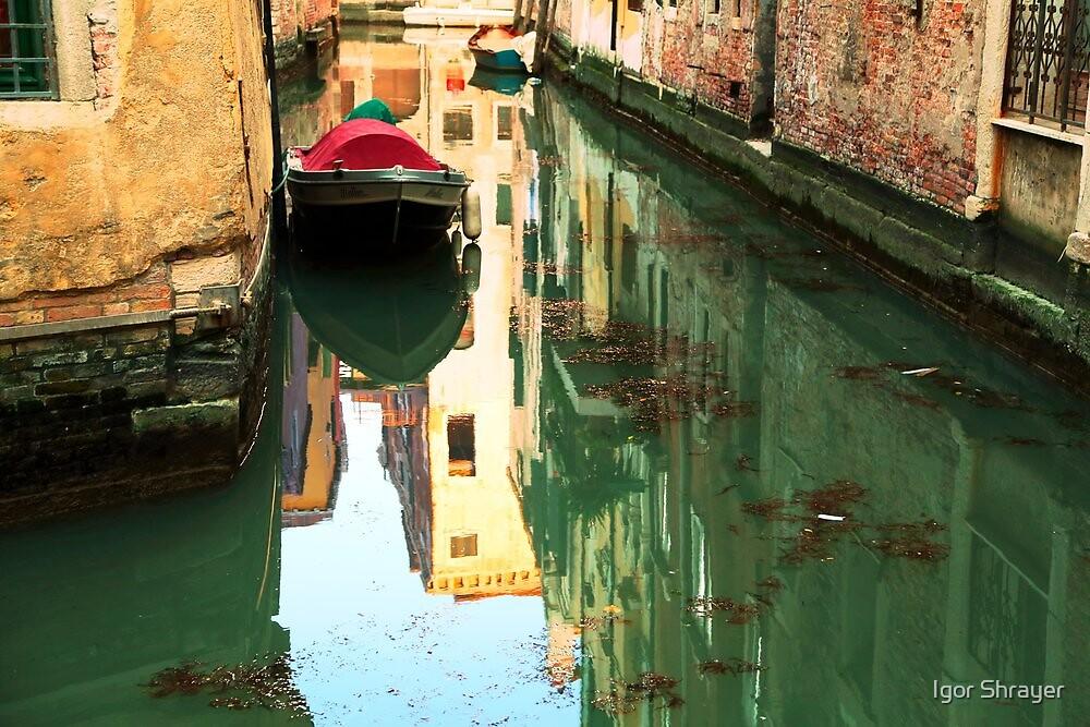 All About Italy. Venice 20 by Igor Shrayer