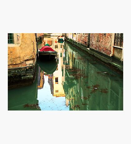 All About Italy. Venice 20 Photographic Print