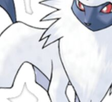 Absol Sticker Sticker