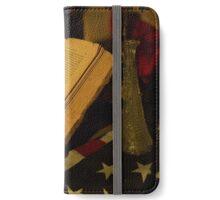 """""""HELLO"""" Una Pelicula de Oldren Romero iPhone Wallet/Case/Skin"""