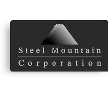 Steel Mountain Corporation Canvas Print
