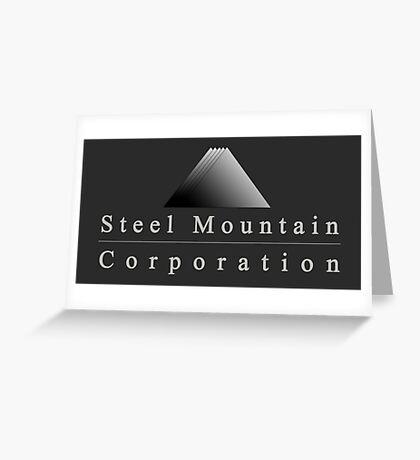 Steel Mountain Corporation Greeting Card