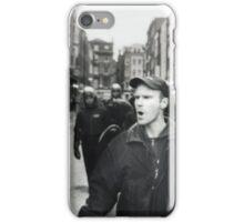 Remonstrator (Soho, London) iPhone Case/Skin