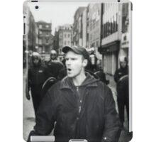 Remonstrator (Soho, London) iPad Case/Skin
