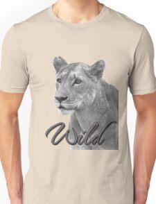 Lioness Unisex T-Shirt