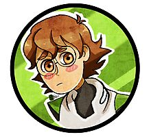 Pidge -Voltron Photographic Print