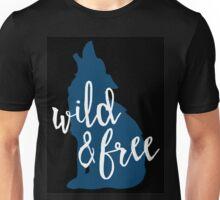 Wild & Free Unisex T-Shirt