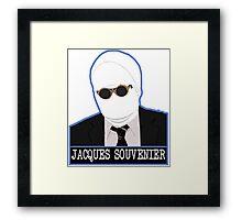 Jacques Souvenier Framed Print