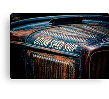 Outlaw Hot Rod Canvas Print