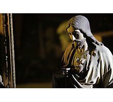 """HELLO"" Una Pelicula de Oldren Romero Photographic Print"