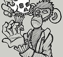 Alas Poor Yorick by Brett Gilbert