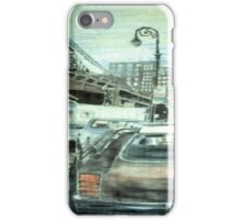 231st St. & Broadway iPhone Case/Skin