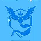 Team Mystic Pokedex by ravefirell