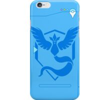 Team Mystic Pokedex iPhone Case/Skin