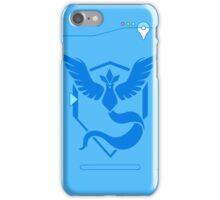 Team Mystic Pokedex iPhone Case/Skin