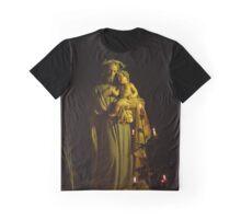 """HELLO"" Una Pelicula de Oldren Romero Graphic T-Shirt"