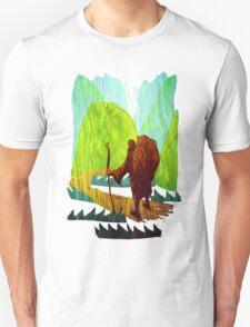 Long Road Ahead Unisex T-Shirt
