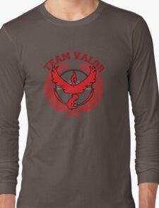 Team Valor - Pokemon Go! Long Sleeve T-Shirt