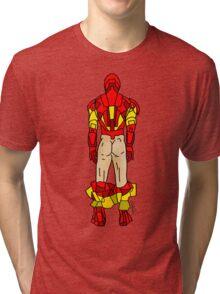 Iron Butt (light) Tri-blend T-Shirt