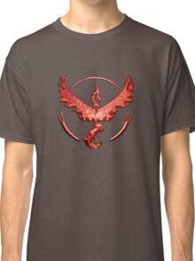 Team Valor Metallic Emblem Classic T-Shirt