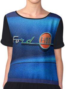Ford F100 Chiffon Top
