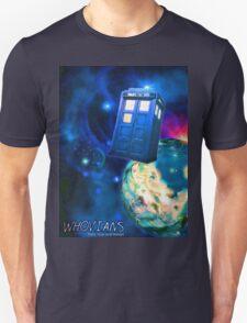 Whovians Best Facebook Group Art Dedication (07/2016) Unisex T-Shirt