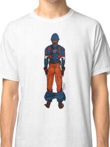 Captain AmeriBUTT (dark) Classic T-Shirt