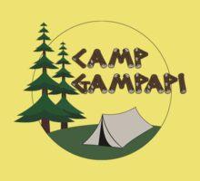 Camp Gampapi Kids Tee