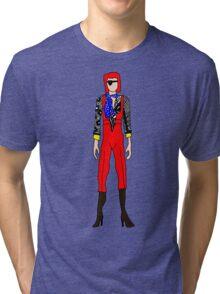 Retro Vintage Fashion 13 Tri-blend T-Shirt